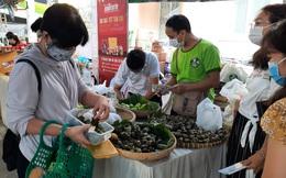 Các loại nông đặc sản hội tụ tại phiên chợ Tết xanh - quà Việt