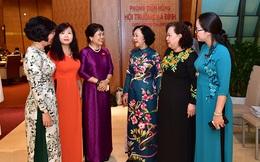 Nữ đại biểu quốc hội đóng vai trò quan trọng trong sự phát triển của Việt Nam
