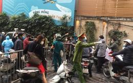 Hà Nội: Chung cư 88 Láng Hạ ghi nhận một phụ nữ nhiễm Covid-19
