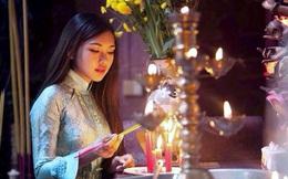 Lễ cuối năm mời tổ tiên về ăn Tết: Những việc nên và không nên