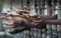 Trẻ em Ấn Độ bị suy dinh dưỡng nghiêm trọng