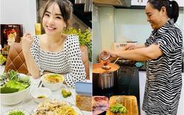 Ca sĩ Hải Băng: Cả chồng và mẹ đẻ đều nấu ăn ngon
