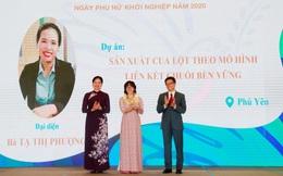 """Hội LHPN Việt Nam phát động cuộc thi """"Phụ nữ khởi nghiệp năm 2021"""""""