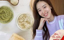 5 công thức mặt nạ cám gạo cho nàng làn da căng bóng ngày Tết