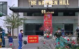 Nữ bệnh nhân ở chung cư Garden Hill bị phạt 15 triệu đồng vì khai báo không trung thực