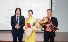 Nữ tiến sĩ 37 tuổi được bổ nhiệm Quyền Hiệu trưởng Trường Đại học Hoa Sen