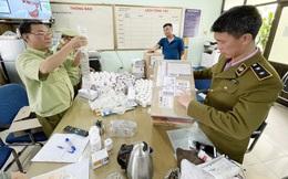 Bắt giữ lô dược phẩm lậu khổng lồ ở sân bay Nội Bài