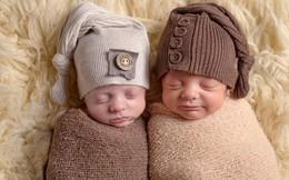 Số trẻ sinh đôi tăng cao chưa từng có nhờ công nghệ hỗ trợ sinh sản