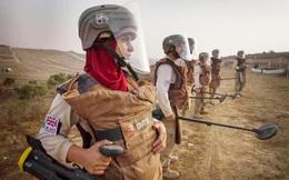 """Những phụ nữ rà phá bom mìn ở Lebanon: Thay đổi quan niệm """"công việc của nam giới"""""""