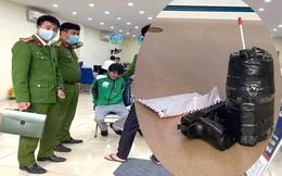 Hé lộ số tiền tên cướp lấy đi trong vụ cướp ngân hàng BIDV