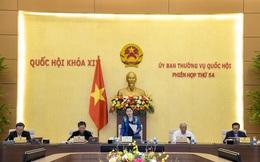 Chủ tịch Quốc hội: Xem xét kỹ lưỡng, thận trọng công tác nhân sự