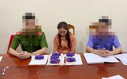 Nghệ An:  Cô gái mở tiệm spa bán ma túy
