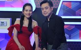 """Vợ chồng Dương Khắc Linh nhận gia đình mình thuộc kiểu """"mẫu hệ"""""""