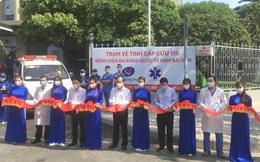 TPHCM có trạm cấp cứu vệ tinh 115 thứ 36