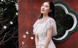 """""""Tiểu tam"""" Lương Thanh yểu điệu trong váy xuân hè"""
