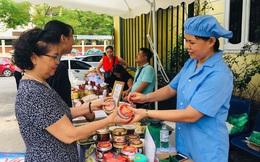 Hàng ngàn sản phẩm OCOP, an toàn của phụ nữ Thủ đô được giới thiệu với người tiêu dùng