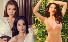 Hoa hậu chuyển giới Trân Đài tỏa sáng với sắc vóc mượt mà