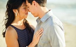 Kỷ niệm ngày cưới đầu tiên không có cãi vã