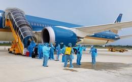 Hàng không Việt tái khởi động bay thương mại quốc tế