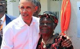 Bà nội cựu tổng thống Mỹ Barack Obama vừa qua đời tại Kenya