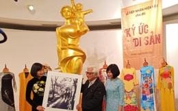 """Bảo tàng Phụ nữ Việt Nam tiếp nhận nhiều hiện vật """"Ký ức và di sản"""""""