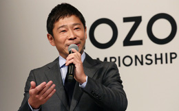 Tỷ phú Nhật Bản mời người du hành Mặt Trăng miễn phí