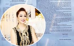 Vụ ông Võ Hoàng Yên bị tố lừa đảo: Bà Nguyễn Phương Hằng đã gửi đơn đến Công an TPHCM