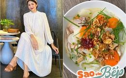 Sao vào bếp: Món bánh canh gà hấp dẫn của Hà Tăng làm người Việt và nước ngoài đều khen