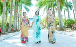 Nhiều hoạt động hưởng ứng Tuần lễ Áo dài của phụ nữ Nam Định