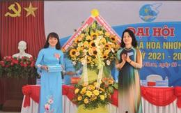 Đà Nẵng: Đại hội điểm - Đại hội biểu Phụ nữ xã Hòa Nhơn lần thứ XIV, nhiệm kỳ 2021-2026