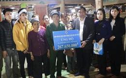 Thêm 267,5 triệu đồng ủng hộ nữ bác sĩ Nội trú tử vong do TNGT