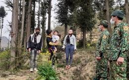6 người suýt chết đói vì nhập cảnh chui về Việt Nam ở khu vực biên giới Lũng Cú