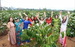 Phụ nữ Đắk Lắk lan tỏa vẻ đẹp áo dài