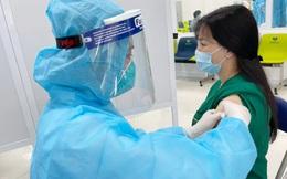 377 người được tiêm vaccine ngừa Covid-19 trong ngày 8/3, chưa ai xảy ra phản ứng phụ