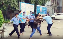 5 nhân viên an ninh bệnh viện ẩu đả với 2 người nhà bệnh nhân