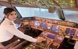 Ấn Độ là quốc gia có nhiều nữ phi công nhất thế giới