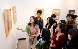 """Triển lãm mỹ thuật """"Hồi Hải Mã"""" gây quỹ từ thiện vì cộng đồng"""
