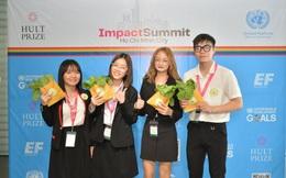Chung kết Hult Prize khu vực Đông Nam Á tại Việt Nam 2021