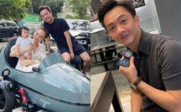 Cường Đô La và Đàm Thu Trang chi gần 100 tỷ mua quà tặng nhau từ khi thành vợ chồng