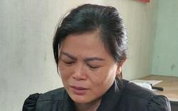 Chồng uống rượu say bị vợ dìm chết trong chậu nước: Lời khai của người vợ