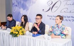 Hà Trần vắng mặt trong đêm nhạc kỷ niệm 30 năm của nhạc sĩ Quốc Bảo
