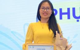 """2 tập thể và 36 cá nhân được trao giải """"Phụ nữ Tự tin làm kinh tế"""""""