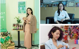 Nữ doanh nhân gây dựng thương hiệu Việt: Không thể vội vàng, chộp giật