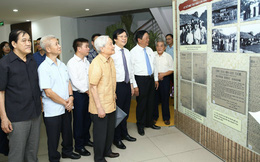 Báo chí Cách mạng Việt Nam từ Thủ đô Hà Nội đến Chiến khu Việt Bắc
