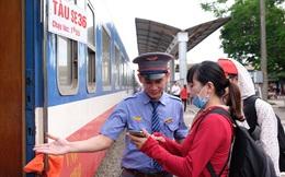 Thí sinh đi thi, đi nhập học được giảm 10% giá vé tàu hỏa