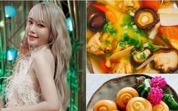 Elly Trần kết thúc 30 ngày ăn chay, những món cuối càng gây trầm trồ