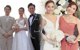 Những pha thời trang đám cưới chiếm spotlight cô dâu của hội mỹ nhân Việt
