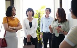 Đoàn cán bộ Hội LHPN Việt Nam thăm Ngôi nhà Ánh Dương - địa chỉ tin cậy của phụ nữ và trẻ em yếu thế