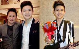 Contrai lớn của Bằng Kiều 18 tuổi học trường nhạc danh giá, giỏi chơi nhiều nhạc cụ