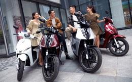 """Xe máy điện VinFast –  """"trang sức"""" mới thể hiện cá tính của giới trẻ"""